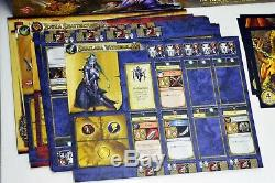 World of Warcraft The Board Game New NICEST ON EBAY LOTS OF PICTURES