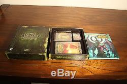 World of Warcraft The Burning Crusade Collector's Edition New Factory Sealed
