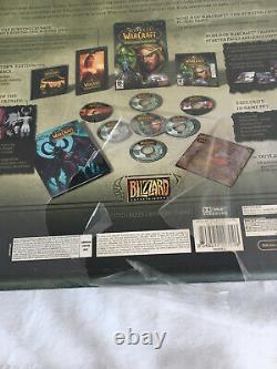 World of Warcraft The Burning Crusade Collectors Edition NEU / NEW SEALED