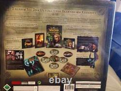 World of Warcraft The Burning Crusade Collectors Edition OVP NEW