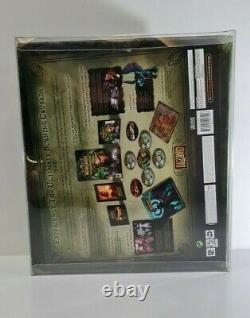 World of Warcraft The Burning Crusade Collectors Edition WoW OVP NEW Sealed