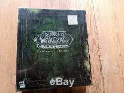 World of Warcraft The Burning Crusade Collectors Edition new, sealed, unopened