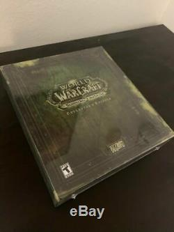 World of Warcraft WoW The Burning Crusade Collector's Edition NEW & UNOPENED