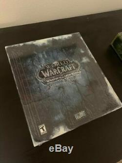 World of Warcraft WoW Wrath of the Lich King Collector's Edition NEW & UNOPENED