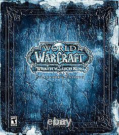 World of Warcraft Wrath of the Lich King (Collector's Edition) Brand New