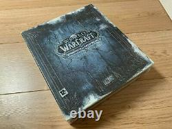 World of Warcraft Wrath of the Lich King Collector's Edition (NEW)