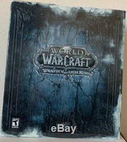 World of Warcraft Wrath of the Lich King (Collector's Edition) NEW & SEALED