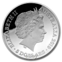 1812 Nouvelle Carte Des Pistes Du Capitaine Cook's World Monnaie De 1 Dôme En Argent Pur 2019