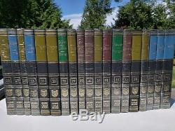 1990 Grands Livres Du Monde Occidental Ensemble Complet43 De 54 Volumes Nouveau & Scellé