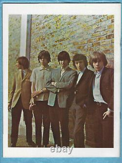 Acme News, 1964, 1er Ed, The Crazy World Of England's Rolling Stones # 1