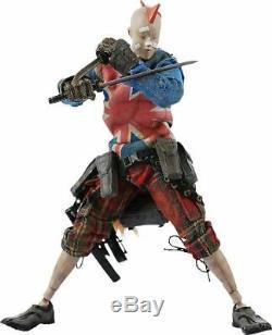 Action Portable Le Monde De Popbot Uk Tk 1/12 Action Figure Threea Nouveau Japon