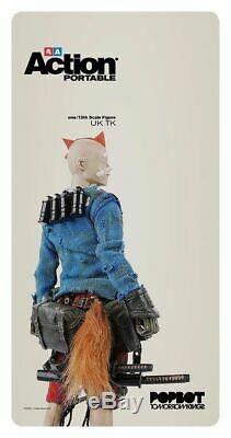 Action Portable Le Monde De Popbot Uk Tk 1/12 Figurine D'action 3a Nouveau Japon