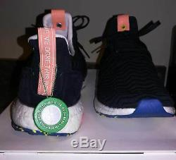 Adidas Ultraboost Une Sorte De Guise Marine 79/200 Paires Dans Le Monde Nouveau Sz 12