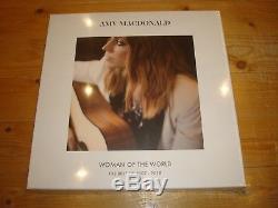 Amy Macdonald Femme Du Monde Limitée Signée 2 CD 2 CD Edition Nouvelle Scellée