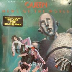 Avec La Négociation Queen / Nouvelles Du Monde Mega Rare Us Electra Promo Only Box