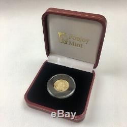 Brian May (queen) Nouvelles De L'or Du Monde (2017) Sixpence Pick-coin + Boîte -rare