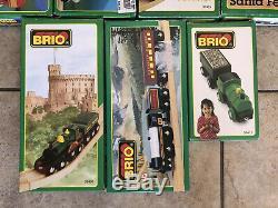 Brio Trains En Bois De La World Series Lot De 11! Nouveau! Thomas! Plus De 20 Ans