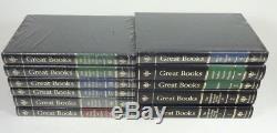 Britannica Grands Livres Du Monde Occidental (15 Livres), 2e Édition. 1991 Nouveau