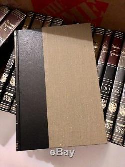 Britannica Grands Livres Du Monde Occidental 50 Livres 1980 Ed. 31 Nouveaux Et Sead
