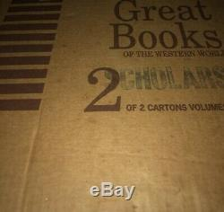 Brittanica Grands Livres Du Monde Occidental Tout Neuf