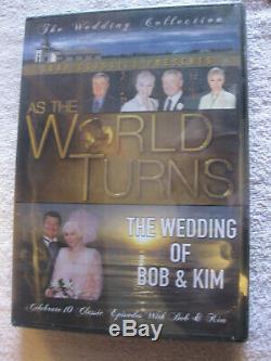 Comme Le Monde Tourne Le Mariage De Bob Et Kim (2 Dvd) Nouveau Réglé Scellé