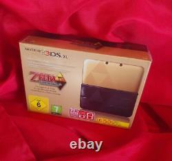 Console Nintendo 3ds XL The Legend Of Zelda A Link Between Worlds 100% New Neuf