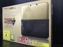 Console Nintendo 3ds XL The Legend Of Zelda A Link Between Worlds Neuf / Nouveau