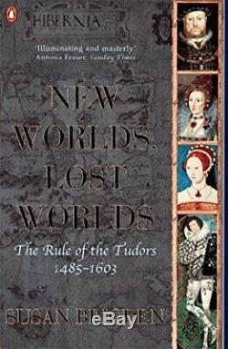 De Nouveaux Mondes, Lost Worlds La Règle Des Tudors 1. Par Brigden, Susan Broché