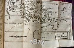 $ Drop! 1698 Dampier, Nouveau Voyage Dans Le Monde, Y Compris L'isthme D'amer