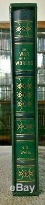 Easton Press Deluxe Edition La Guerre Des Mondes H. G. Wells New Sealed