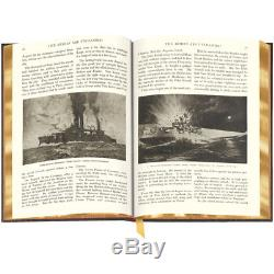 Easton Press Histoire Pictoriale De La Guerre Mondiale Édition Deluxe