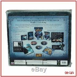 Edition Collector Du Tout Nouveau Monde Scellé De World Of Warcraft Wrath Of The Lich King