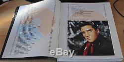 Elvis Presley Le Monde De'follow That Dream 3 Book Set Nouveau Et Scellé Derniers Ensembles
