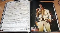 Elvis Presley Le Monde Of'suivez That Dream 3 Set De Livres Neuf Et Scellé Derniers Sets