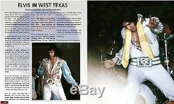 Elvis Presley The World Of'follow That Dream 3 Book Set New & Sealed Derniers Ensembles