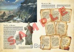 Encyclopédie Eorzea Le Monde De Final Fantasy XIV 14 Lore Book Volume II 2 Nouveau