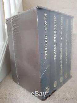 Folio Society Les Grands Philosophes Du Monde Antique Ensemble De 5 Volumes En Cuir Nouveau