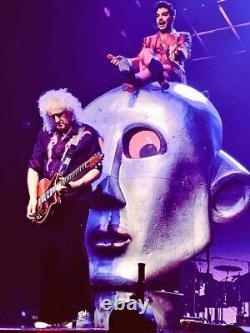 Frank The Robot Queen Pendentif Fait Main Argent Sterling 925 Nouvelles Du Monde