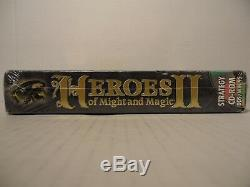 Heroes Of Might And Magic II - Le Jeu Pc 1996 Avec Succession Wars New World