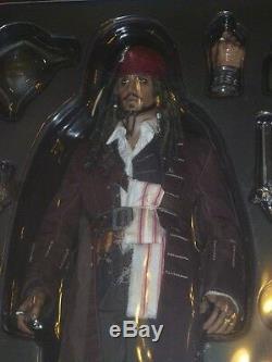 Hot Toys Pirates Des Caraïbes Sparrow À Worlds Fin New Mms42 Us Vendeur