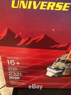 Idées Lego Voltron (21311) Marque Nouveau Etanche Defender Of The Universe Mondial