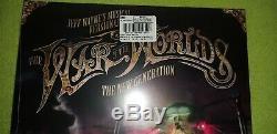 Jeff Waynes Musical Guerre Des Mondes Nouvelle Génération De Disque Vinyle Album New