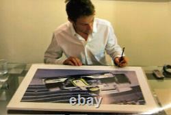 Jenson Button Signé Au Sommet Du Monde Ray Goldsbrough