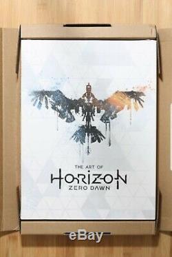 L'art De L'horizon Zero Dawn Édition Limitée 300 Dans Le Monde Entier (nouveauté)