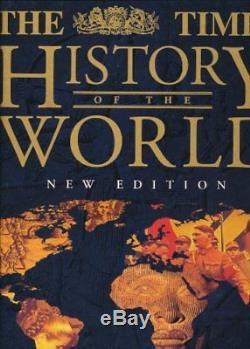 L'atlas Des Temps De L'histoire Du Monde Une Nouvelle Edition Livre