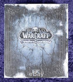 La Colère De World Of Warcraft De L'édition Collector Du Roi-liche Utilisée Comme Nouvelle Informatique