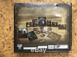 La Dernière Boîte! World Of Warcraft Edition Collector Vanilla Eu (nouveau, Scellé)