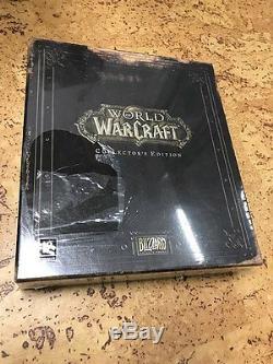 La Dernière Box! World Of Warcraft Edition Collectionneurs Vanille Eu (nouveau, Scellé)