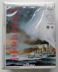 La Guerre Des Mondes 2 Disque Mini Disque 1995 Nouvelle Usine Scellée