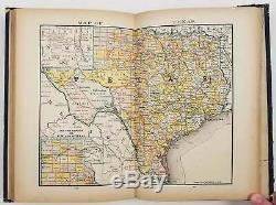 La Nouvelle Maison Atlas Du Monde / 1885